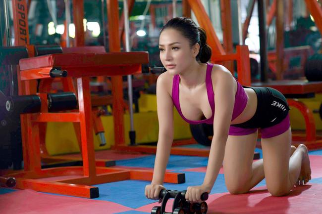 Tiết lộ cách đẹp gợi cảm của bạn gái Phan Mạnh Quỳnh, Hồ Việt Trung - hình ảnh 15