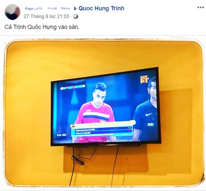 """Vợ cựu tiền vệ nhìn giống sao U23 Syria hóa ra là """"người quen"""" showbiz Việt - hình ảnh 2"""