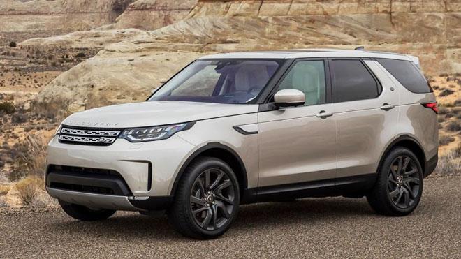 Giá xe Land Rover cập nhật tháng 10/2018 - 7