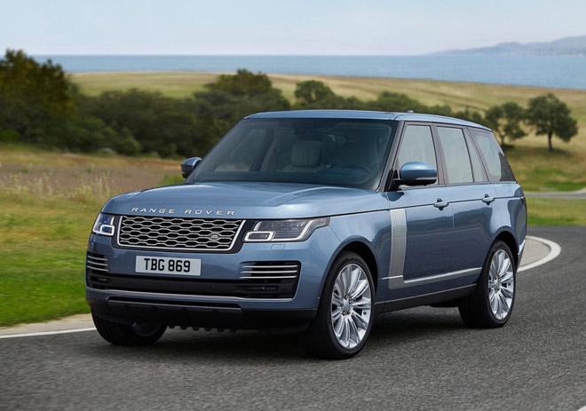 Giá xe Land Rover cập nhật tháng 10/2018 - 1