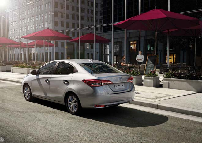 So sánh Toyota Vios 2018 và Honda City 2018 - 7