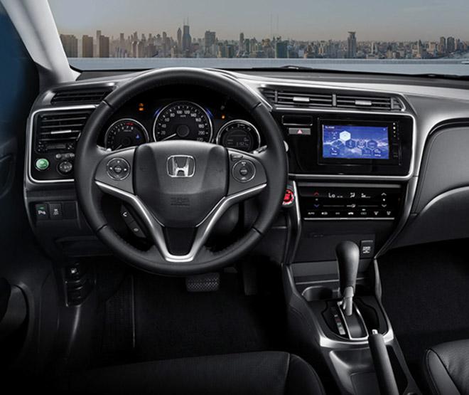 So sánh Toyota Vios 2018 và Honda City 2018 - 13