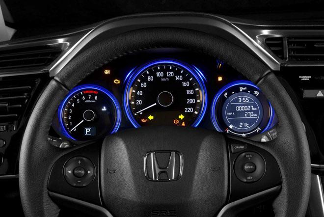 So sánh Toyota Vios 2018 và Honda City 2018 - 15