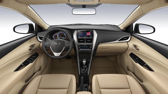 So sánh Toyota Vios 2018 và Honda City 2018 - 12