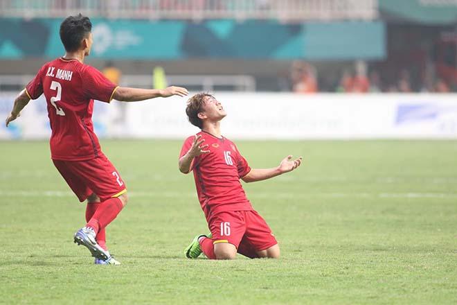 U23 Việt Nam đấu UAE: Xuân Trường gặp khó, cờ đến tay Minh Vương - 2