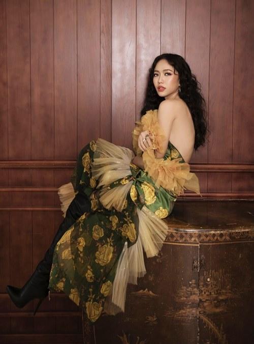 Hoa hậu hài Diệu Nhi: 'Tôi không tiêm chất làm đầy vào người' - hình ảnh 1
