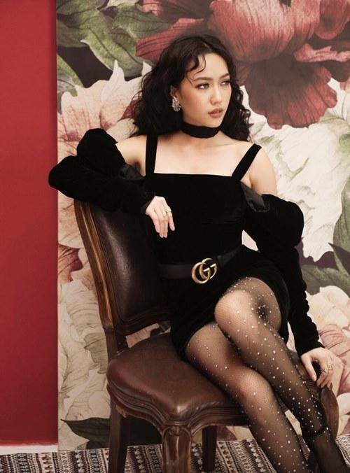 Hoa hậu hài Diệu Nhi: 'Tôi không tiêm chất làm đầy vào người' - hình ảnh 4
