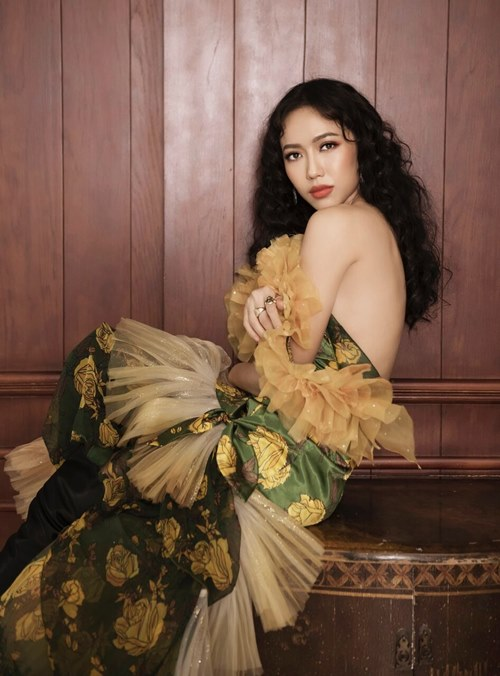 Hoa hậu hài Diệu Nhi: 'Tôi không tiêm chất làm đầy vào người' - hình ảnh 2