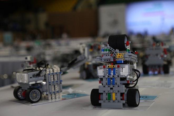 """Ngắm những """"siêu chiến binh"""" robot của Việt Nam sắp tranh tài quốc tế - 2"""
