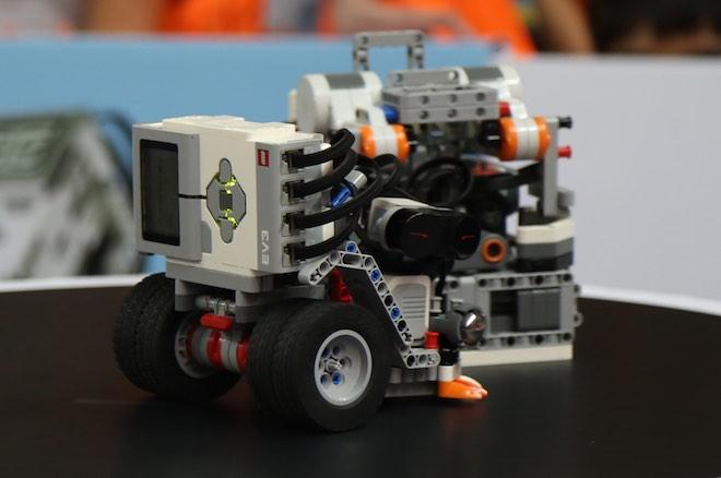 """Ngắm những """"siêu chiến binh"""" robot của Việt Nam sắp tranh tài quốc tế - 9"""
