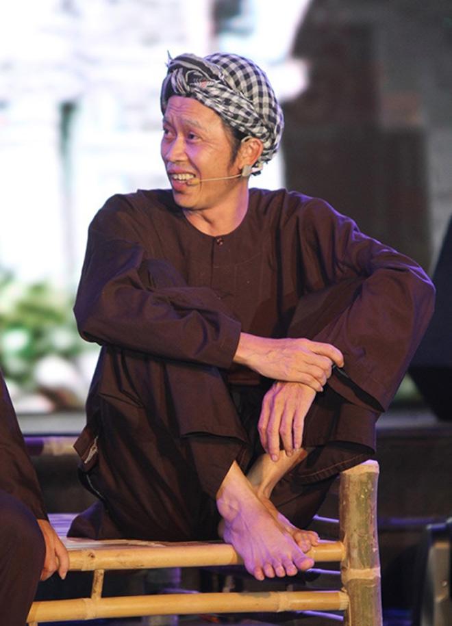 Điều bất ngờ trên đôi chân của Hoài Linh khiến đàn em thấy thương - hình ảnh 7