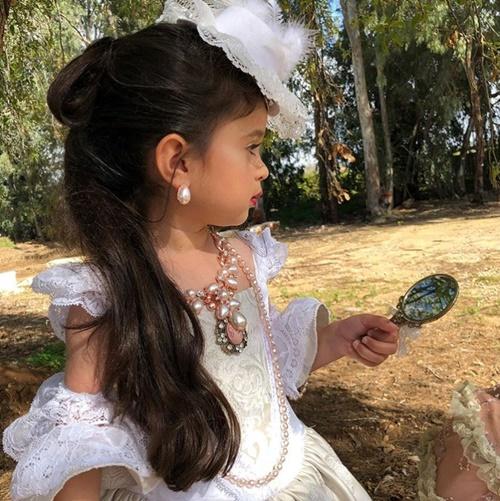 """""""Công chúa tóc mây"""" 5 tuổi gây sốt vì quá xinh - hình ảnh 5"""