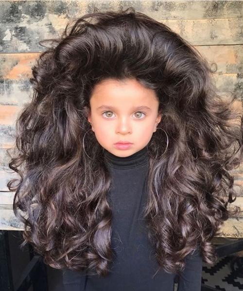 """""""Công chúa tóc mây"""" 5 tuổi gây sốt vì quá xinh - hình ảnh 2"""