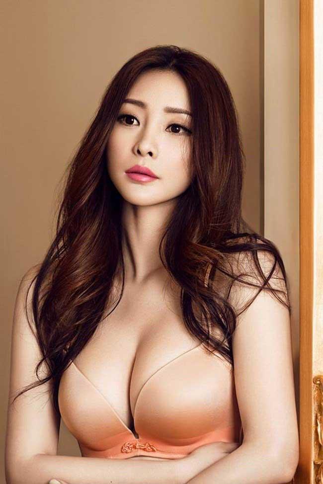 """Mỹ nhân Trung Quốc nào đích thực là """"thánh nữ đào tiên""""? - hình ảnh 2"""