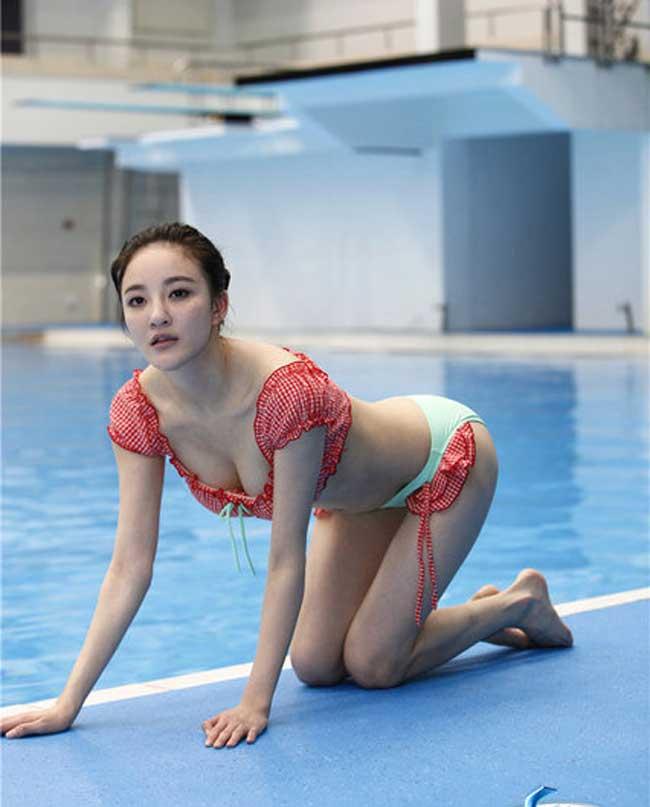 """Mỹ nhân Trung Quốc nào đích thực là """"thánh nữ đào tiên""""? - hình ảnh 9"""