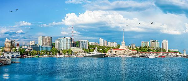 Khám phá thành phố Sochi – khu nghỉ dưỡng bên bờ biển tuyệt vời của Nga - hình ảnh 2