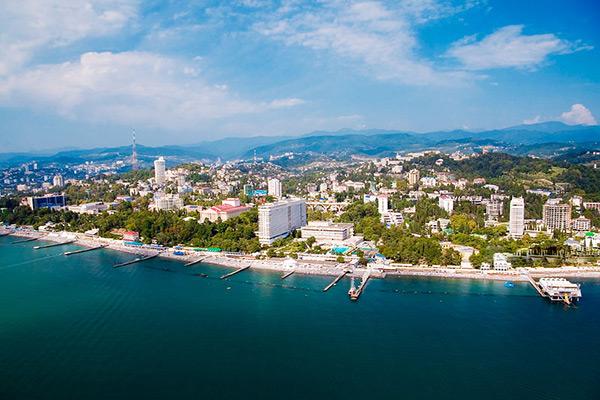 Khám phá thành phố Sochi – khu nghỉ dưỡng bên bờ biển tuyệt vời của Nga - hình ảnh 3