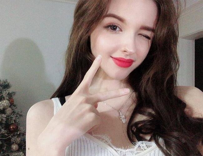 Những người mẫu Trung Á gây mê nhờ vẻ đẹp như tiên giáng trần - hình ảnh 2