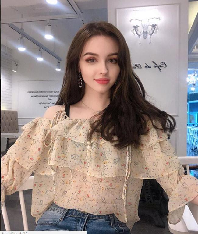 Những người mẫu Trung Á gây mê nhờ vẻ đẹp như tiên giáng trần - hình ảnh 4