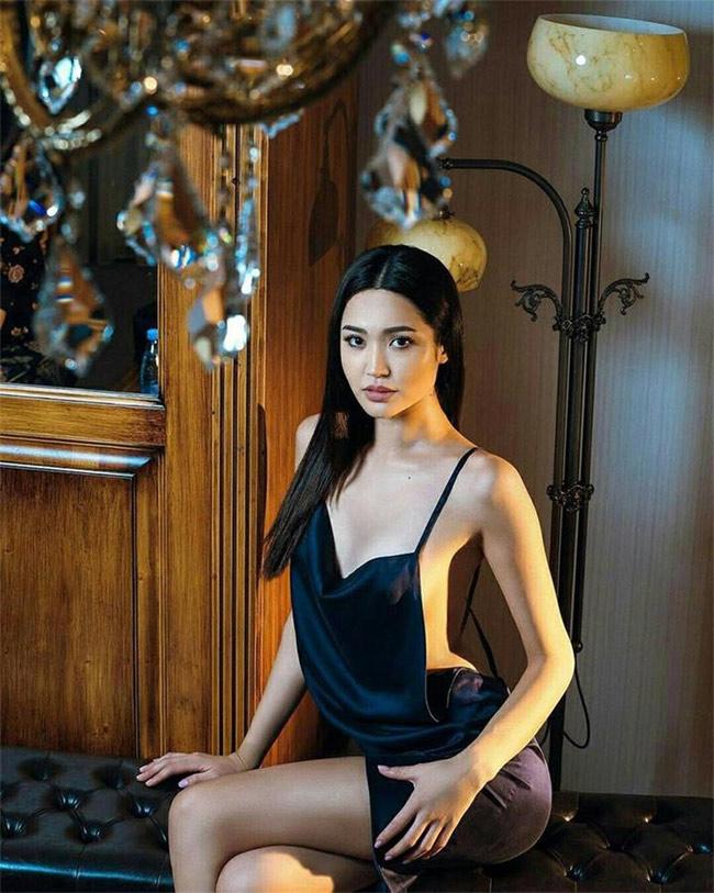 Những người mẫu Trung Á gây mê nhờ vẻ đẹp như tiên giáng trần - hình ảnh 18