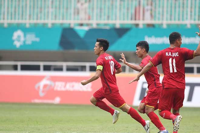 U23 Việt Nam - U23 UAE: Chiến đấu kiên cường, định đoạt luân lưu - 1