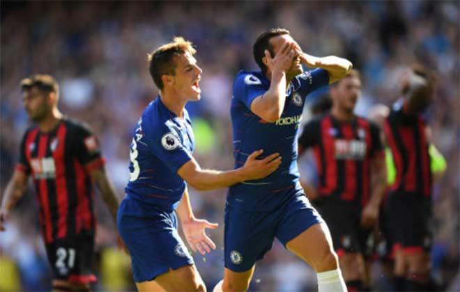 Chelsea - Bournemouth: Vây hãm liên tục, niềm vui đến muộn - 2