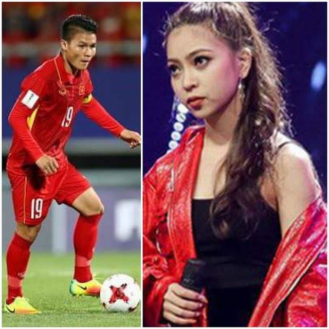 """Quang Hải U23 VN sút hỏng penalty bị """"ném đá"""": Bạn gái Nhật Lê nói gì? - hình ảnh 4"""