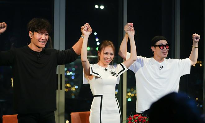Mỹ Tâm cười thả ga quay show cùng ngôi sao Running Man - hình ảnh 4