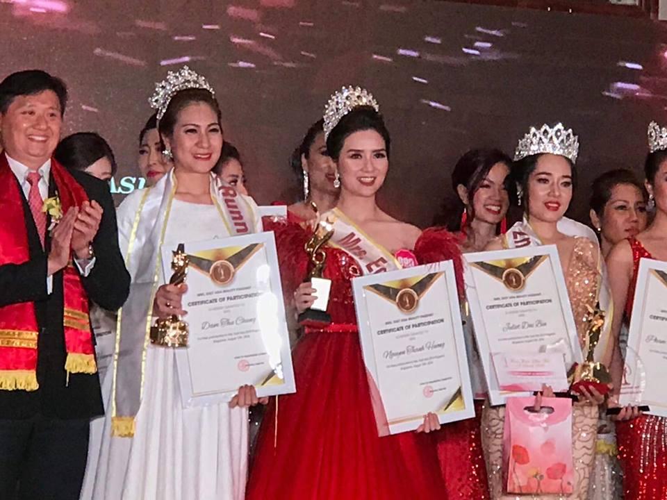 Người đẹp Việt thi chui nhan sắc quốc tế bất chấp bị phạt tiền - hình ảnh 2