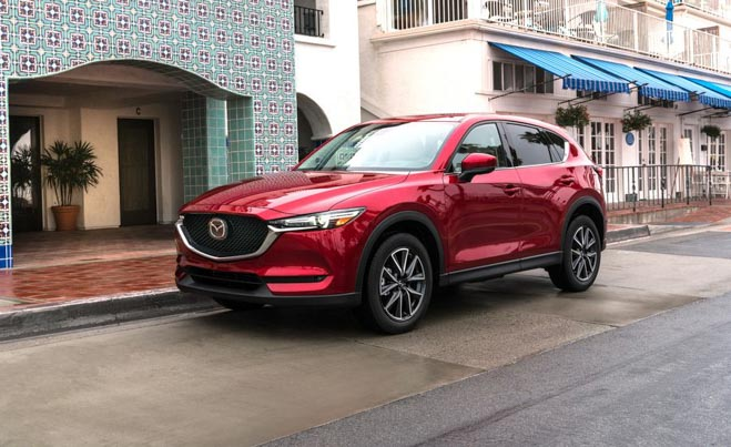 Giá xe Mazda CX-5 cập nhật mới nhất - 1