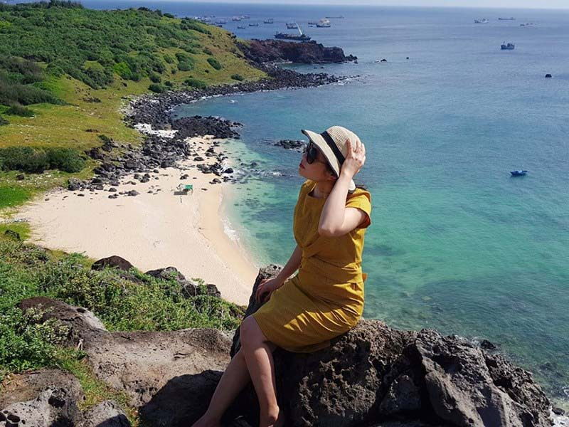 Những địa điểm check in không thể bỏ qua ở đảo Phú Quý - hình ảnh 17