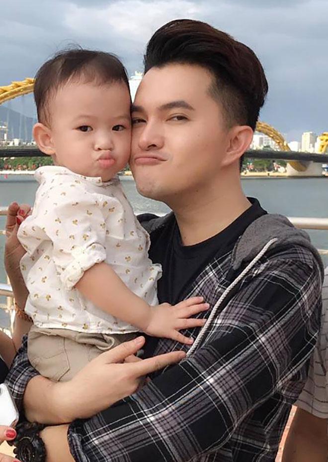 Cuộc sống kín tiếng của Nam Cường bên vợ hot girl và con trai - hình ảnh 4