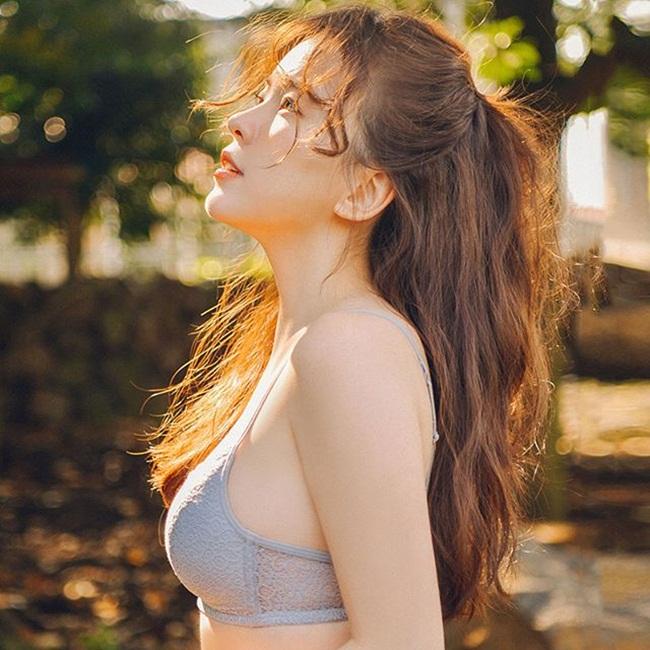 Hot girl Hàn đã xinh đẹp nóng bỏng còn tài giỏi hơn người - hình ảnh 8