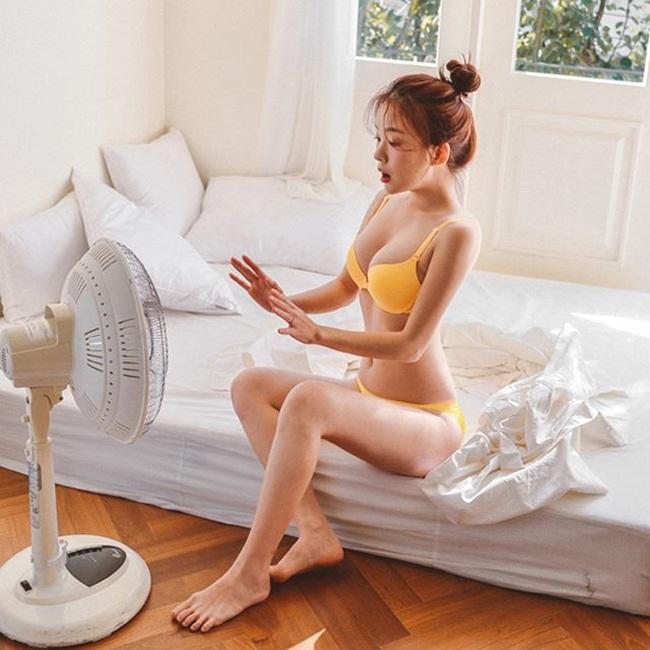Hot girl Hàn đã xinh đẹp nóng bỏng còn tài giỏi hơn người - hình ảnh 13