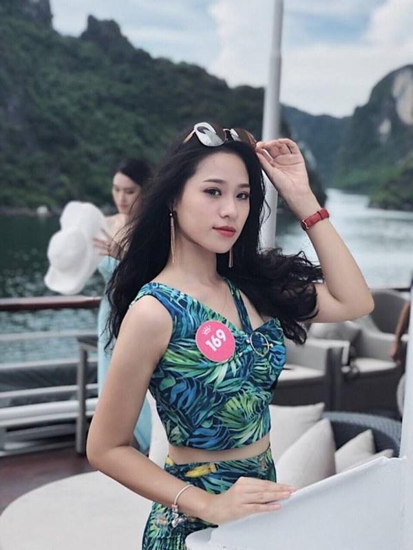 Ngắm không rời mắt 3 mỹ nữ có thân hình nuột nà nhất Hoa hậu Việt Nam 2018 - hình ảnh 2