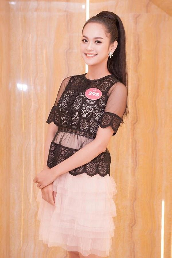 Ngắm không rời mắt 3 mỹ nữ có thân hình nuột nà nhất Hoa hậu Việt Nam 2018 - hình ảnh 5