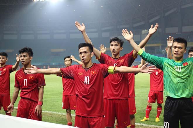 U23 Việt Nam đệ tứ ASIAD: Từ giấc mộng U23 châu Á tới bước đại nhảy vọt - 1