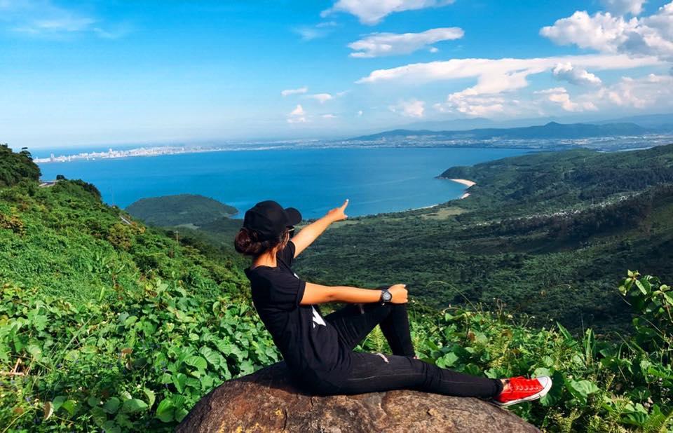 Vịnh Lăng Cô nhìn từ trên cao xuống đẹp không tưởng! - hình ảnh 6