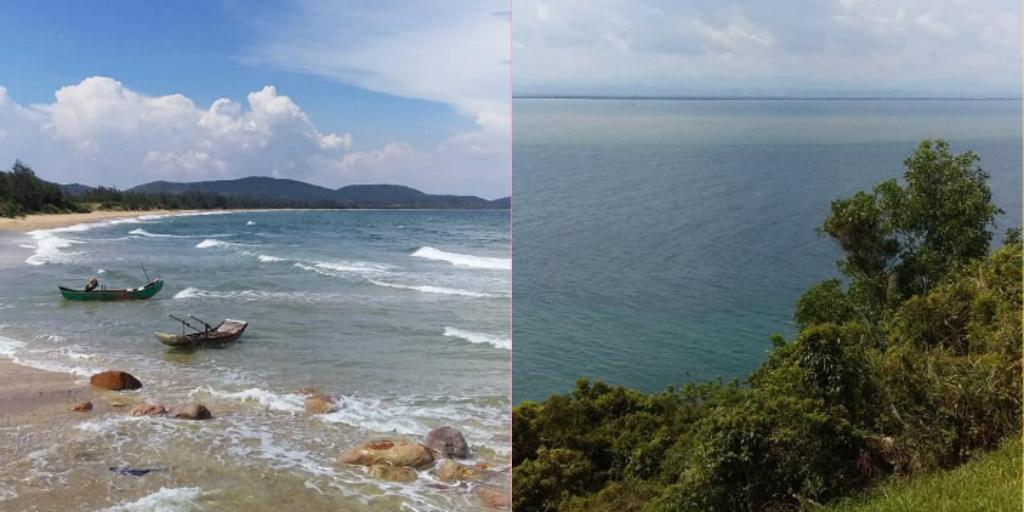 Đảo Vĩnh Trung – địa điểm mới cho những ai thích sự huyền bí và rùng rợn! - hình ảnh 1
