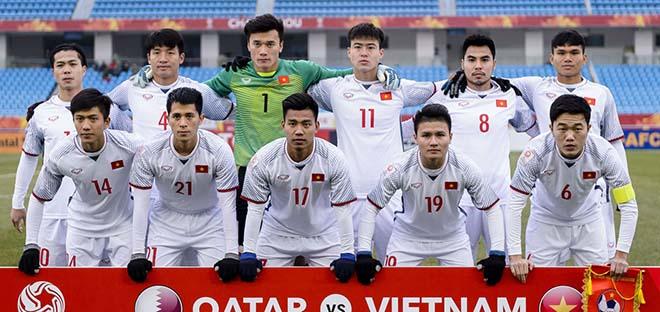 Đội hình hay nhất ASIAD: U23 VN góp 3 SAO, cú sốc Son Heung Min - 1