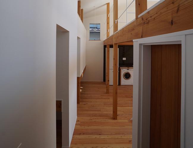 Sự đơn giản trong lối kiến trúc.