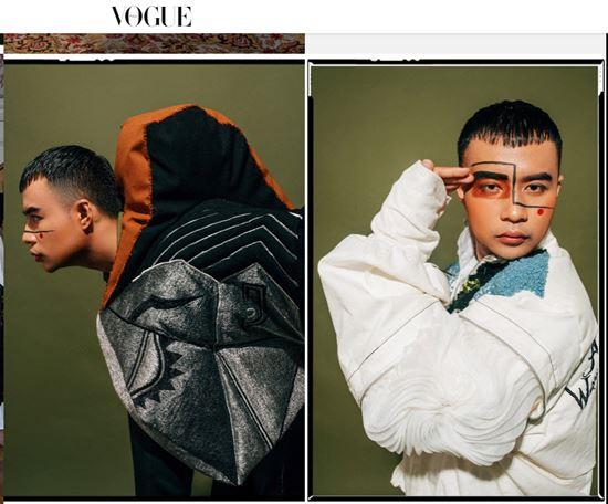 """Stylist Hà thành """"lọt mắt xanh"""" của Vogue - hình ảnh 2"""