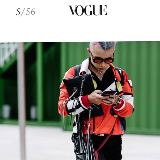 """Stylist Hà thành """"lọt mắt xanh"""" của Vogue - hình ảnh 4"""