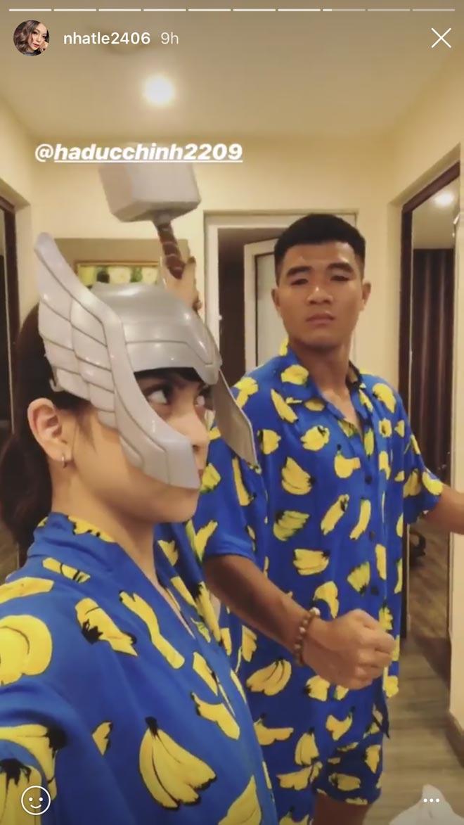 Bạn gái Văn Hậu, Quang Hải khoe ảnh xinh đẹp khi nghỉ dưỡng với bạn trai - hình ảnh 7