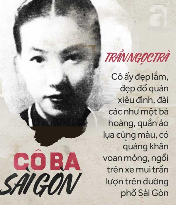 Nghe nhiều nhưng mấy ai hay cô Ba Sài Gòn – hoa khôi nức tiếng Viễn Đông là ai? - hình ảnh 1