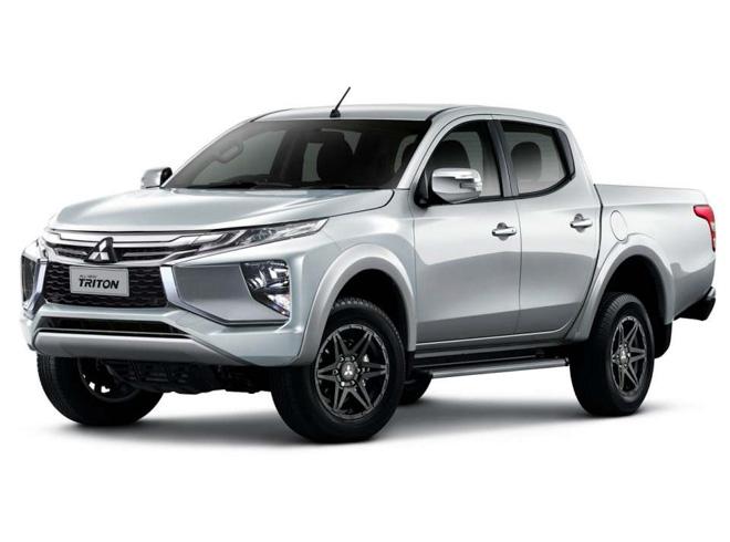 Mitsubishi Triton 2019 lộ hình ảnh chạy thử - 7