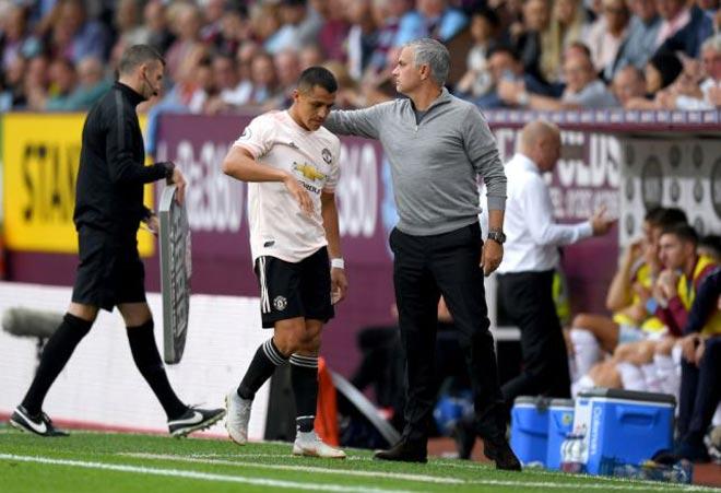 Bị nghi bực bội với Mourinho, Sanchez lên tiếng khiến tất cả bất ngờ - 1