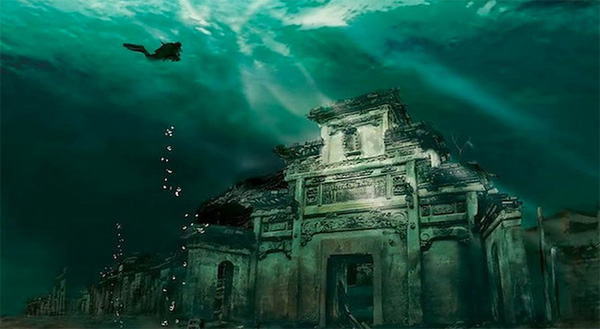 Khám phá Shicheng huyền bí – thành phố Atlantis phương Đông - hình ảnh 4