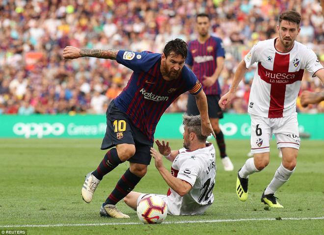 """Messi nói Real """"suy yếu"""", sợ Ronaldo giúp Juventus vô địch cúp C1 - 1"""