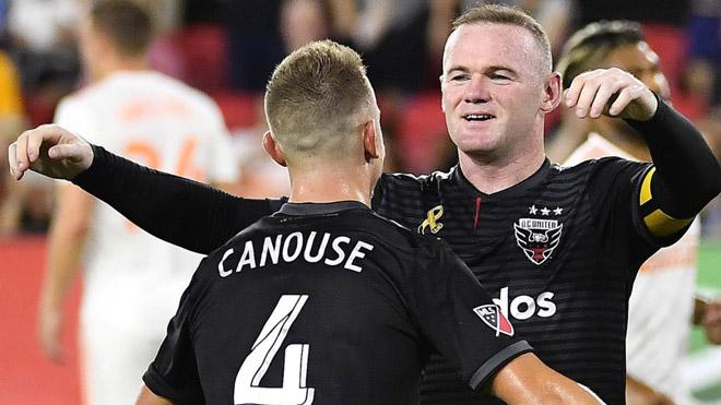 Rooney rực sáng 1 bàn 2 kiến tạo: Phong độ thăng hoa đọ tài Ibra trên đất Mỹ - 1